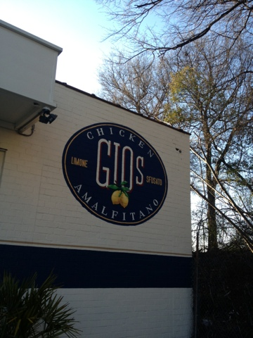 Taste Test Tuesday: Gio's Chicken Amalfitano Review graphic