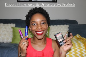Discount June: Favorite Drugstore Products