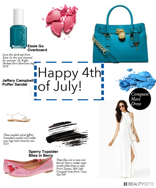 Happy 4th of July from BellBelleBella! graphic