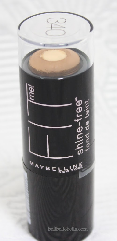 Maybelline Fit Me! Stick Foundation in 340 Cappuccino Review graphic