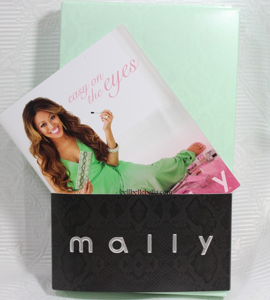 Mally Beauty Easy on the Eyes Wardrobe 6pc Collection: In the Buff 2 Review graphic