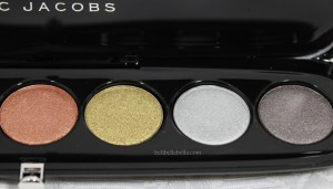 Marc Jacobs Beauty The Starlet Style Eye-Con No. 7 Plush Eye Shadow Palette