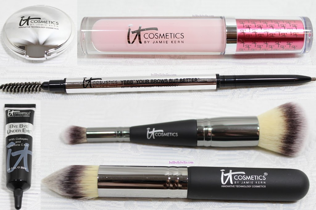 IT Cosmetics Your Most Beautiful You Anti-Aging Collection Review graphic