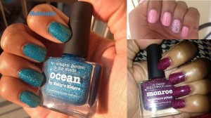 piCture pOlish Ocean, Fairy Floss & Frosting, Monroe