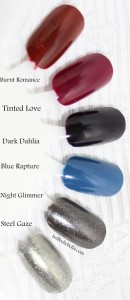 CND Vinylux Weekly Polish Forbidden Collection swatch