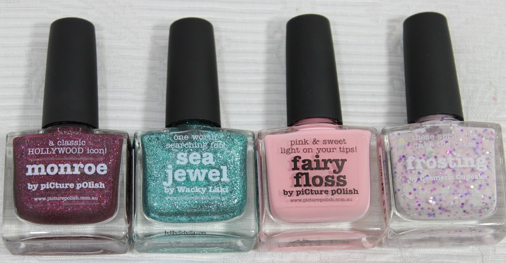 Current Obsession: piCture pOlish Nail Polish graphic