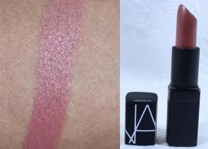 NARS Guy Bourdin Holiday 2013 Last Tango Lipstick dark skin