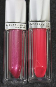Maybelline Colorsensational Elixirs - Dashing Orchid & Celestial Coral