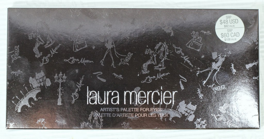 Holiday 2013 Gift Idea: Laura Mercier Artist's Palette for Eyes graphic