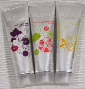 Caudalie Hand Cream Trio