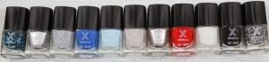 Formula X for Sephora Nail Polish: The Twenty Two Set