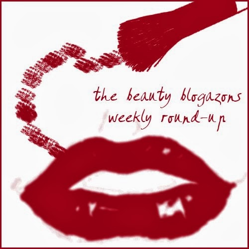 The Beauty Blogazons Weekly Roundup Vol. 19 graphic