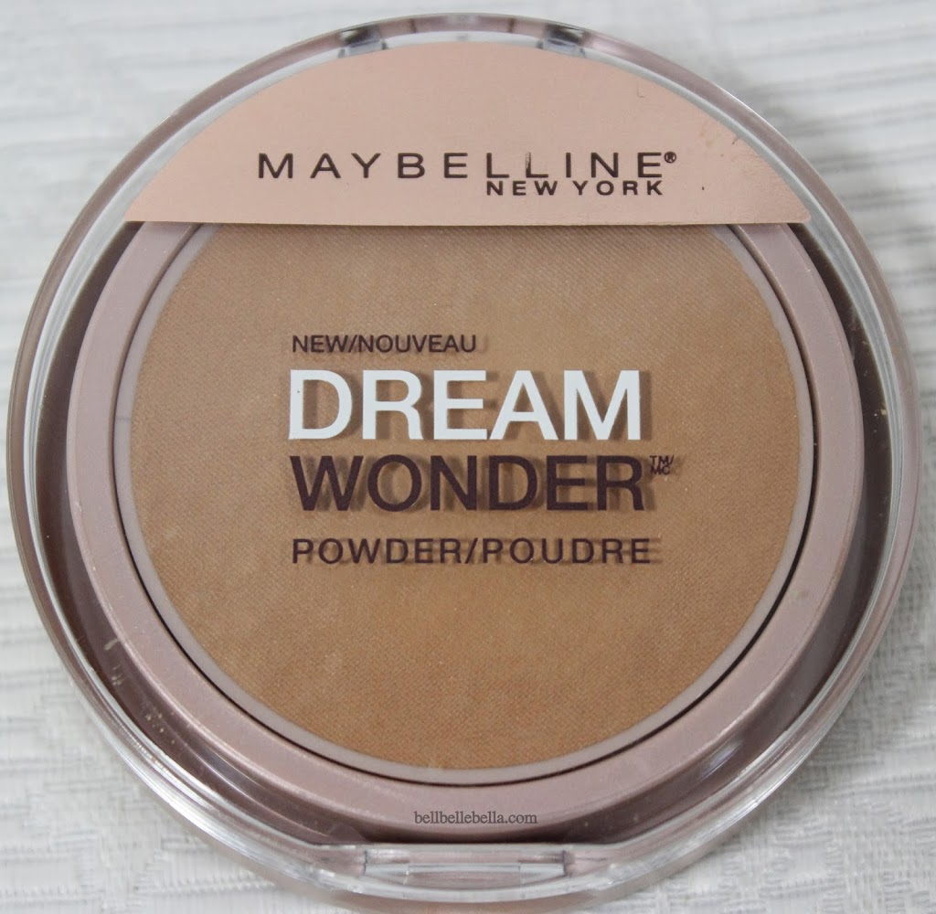 Maybelline Dream Wonder Powder Review graphic