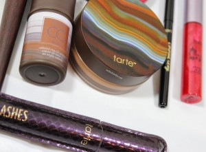 Tarte Colored Clay 7 Piece Collection Review and Full Face Demo