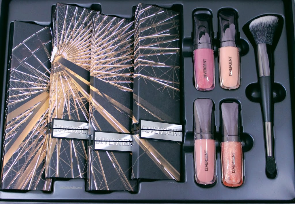 Divergent Limited Edition Multi-Piece Collector's Makeup Kit
