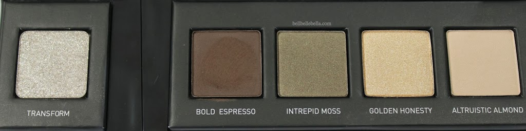 Divergent High-Pigmented Eyeshadow Abnegation Eye Palette