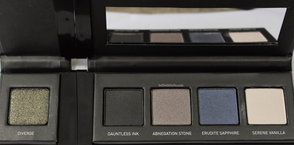 Divergent High-Pigmented Eyeshadow Dauntless Eye Palette