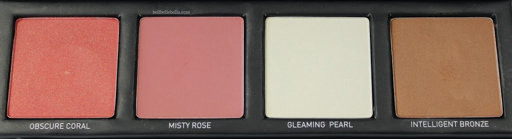 Long-wear Blush Divergent Cheek Palette