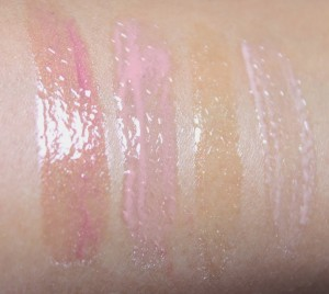 Divergent High Shine Lipgloss Fear Not, Supreme Ritual, Natural Virtue, Temptation's Choice