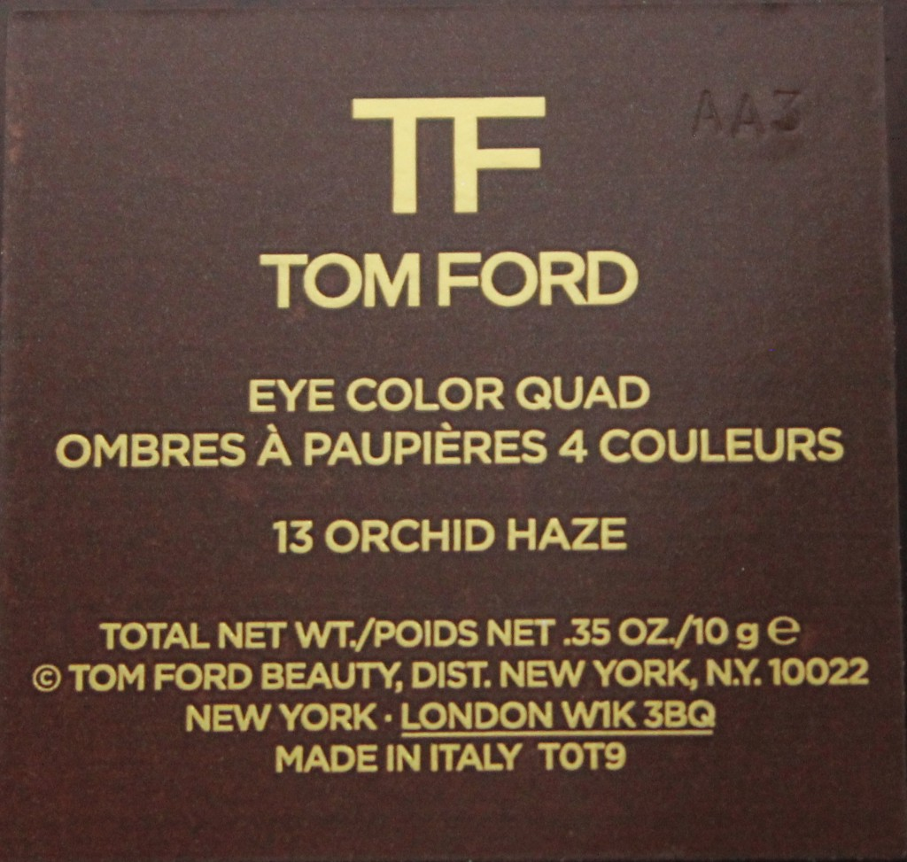 Tom Ford Eye Color Quad in Orchid Haze