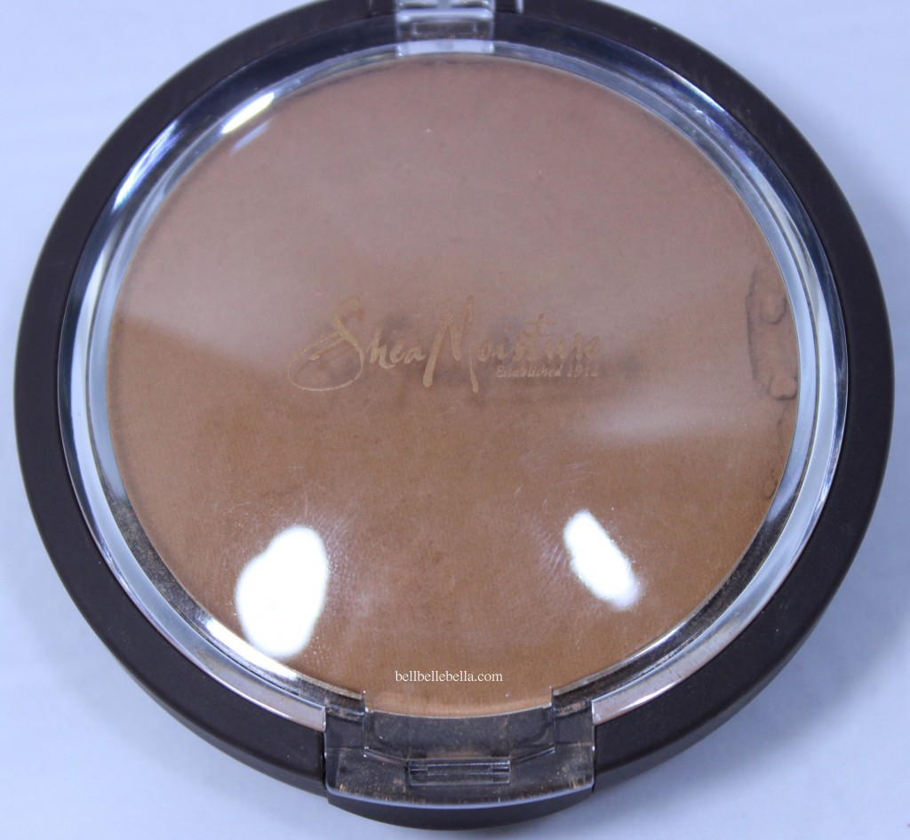 Shea Moisture Cosmetics Wet/Dry Pressed Powder Foundation