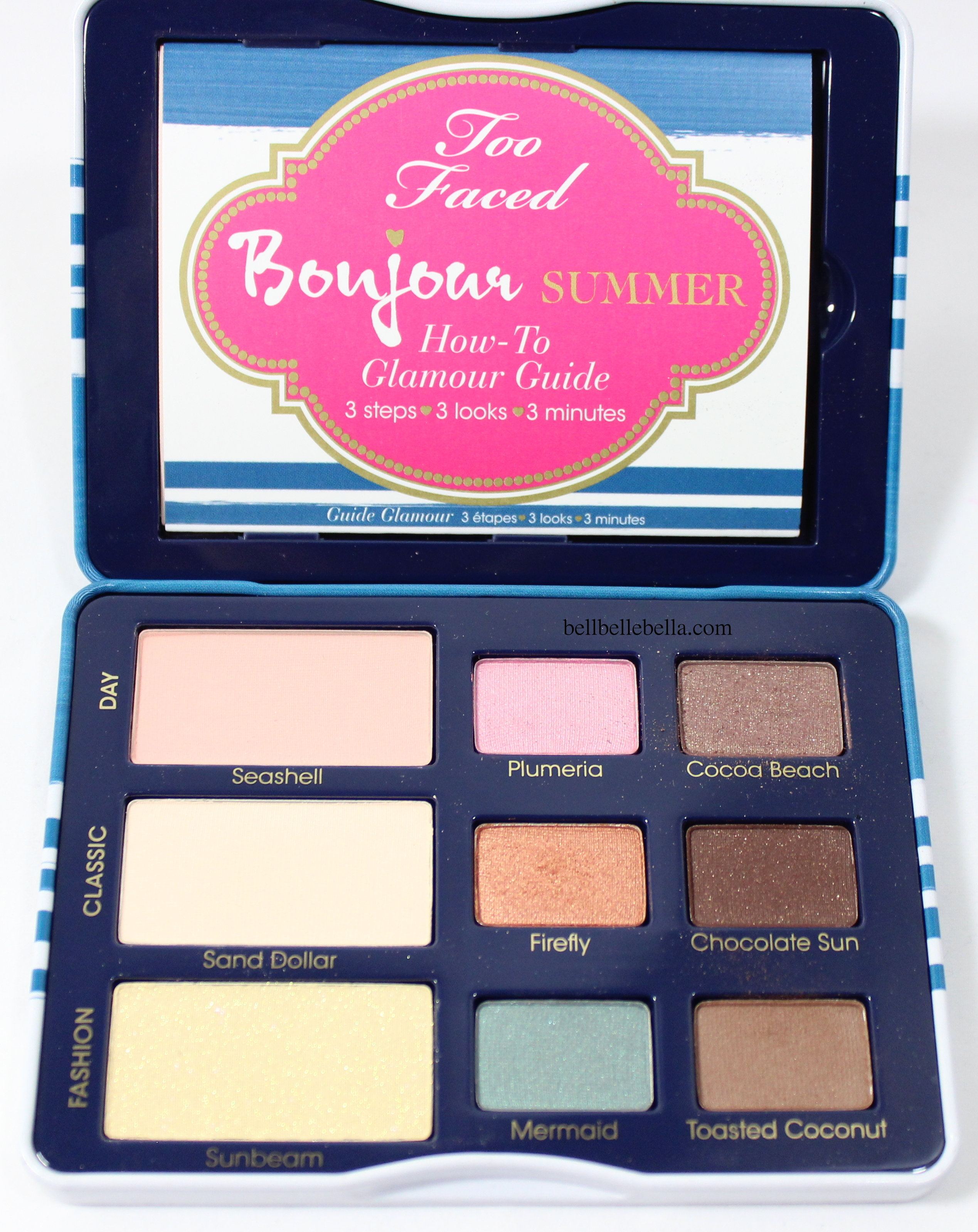 Too Faced Pardon My French Set Review graphic