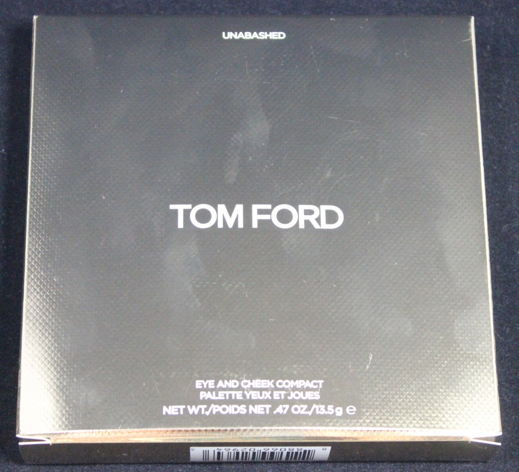 Tom Ford Unabashed Eye and Cheek Palette