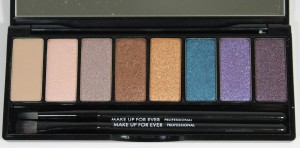 Make Up For Ever Artist Palette for Fall 2014