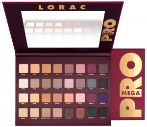 LORAC Holiday 2014: The Mega PRO Palette