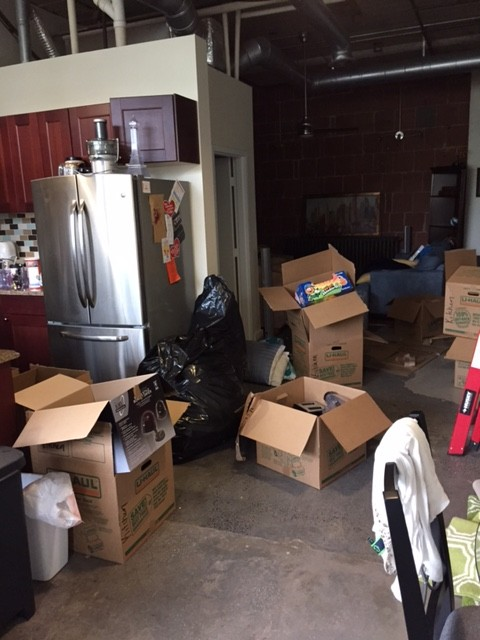 Moving = Chaos